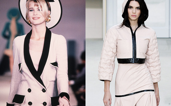 Chanel Then & Now