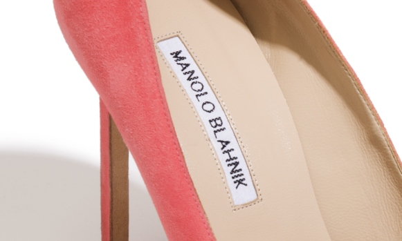 how to spot real manolo blahnik shoes