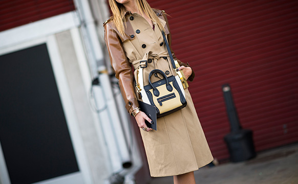From soldier to street style: how the trench coat became an icon